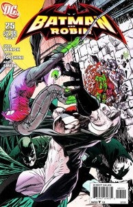Batman and Robin #25