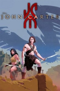 John Carter World Of Mars #1