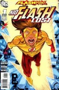 Kid Flash Lost #1