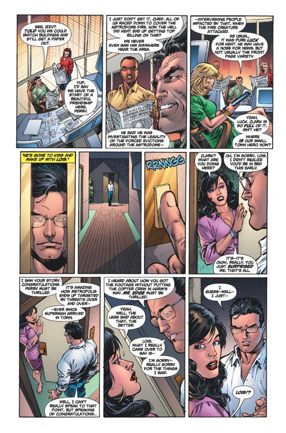 Superman Jonathan Carroll