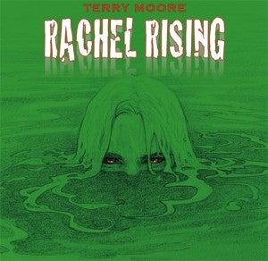 Rachel Rising logo