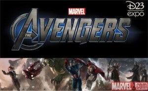 Avengers Movie Disney D23