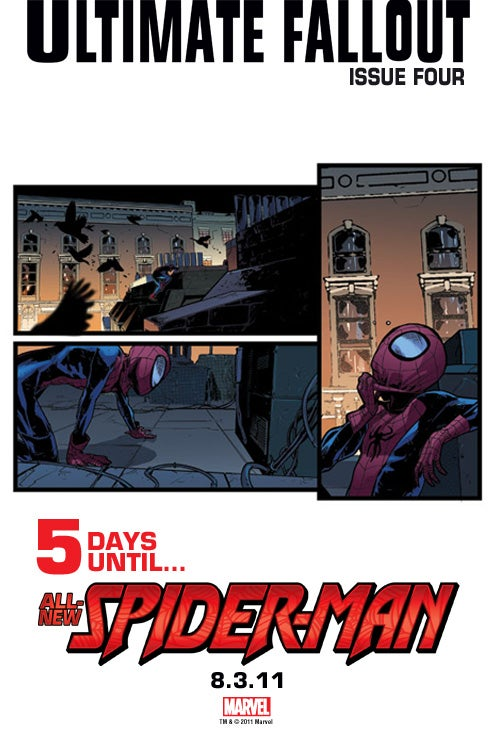 Black Spiderman Cover