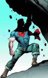 DC Comics new Superman image