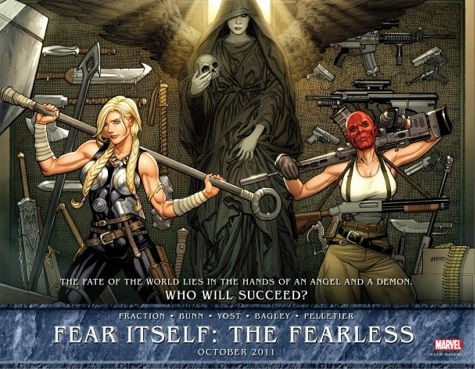 Fear Itself The Fearless