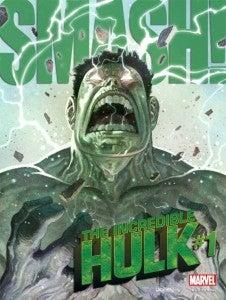 Incredible Hulk #1 Variant