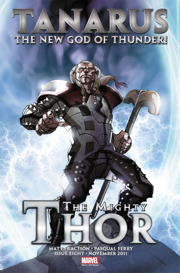 Mighty Thor #8