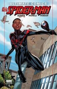 Miles Morales Ultimate Comics Spider-Man #1 Variant
