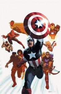 New Avengers Line-up