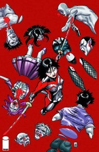 Shinku #2 cover