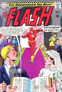 Flash Marriage Erased