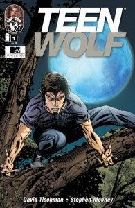 Teen Wolf Comic Book