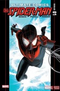 Ultimate Comics Spider-Man #1