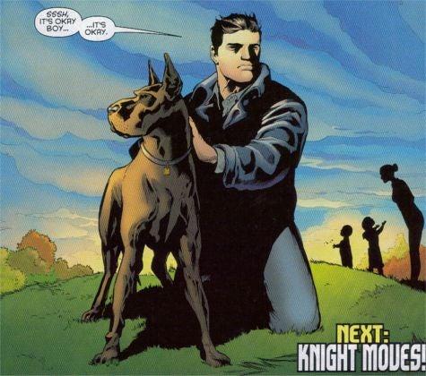Ace The Bathound in Batman and Robin