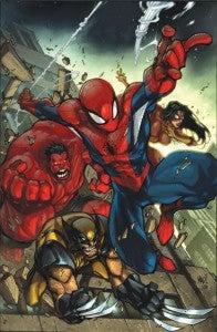 Avenging Spider-Man #1