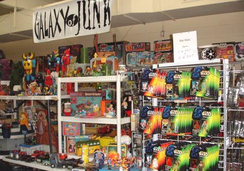 Nashville Comic Con toys