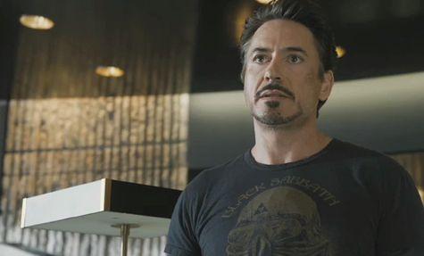 Tony Stark proclaims