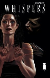 Whispers comic book