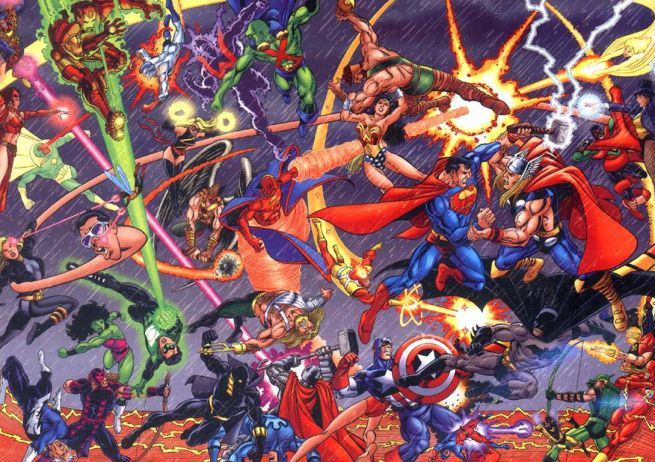 32 Super Hero Comic Book Movies