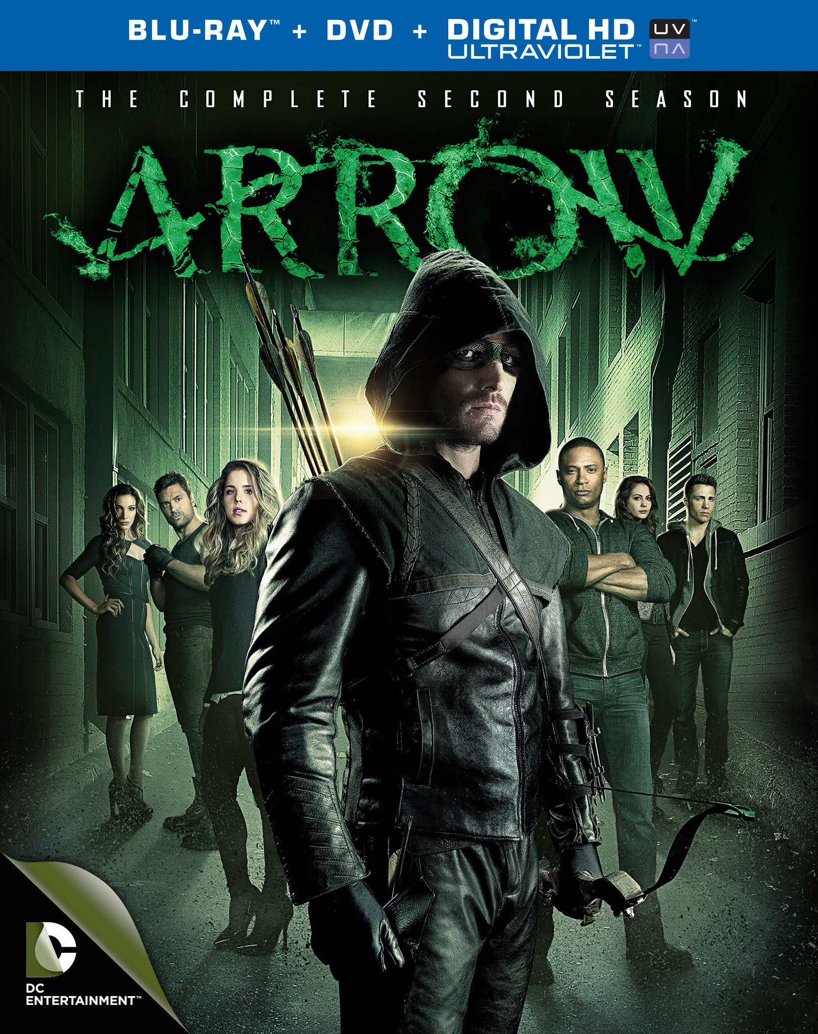 Arrow Season Two Coming to Blu-Ray on September 16
