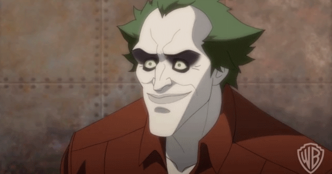 Batman Assault On Arkham Clip Featuring The Joker