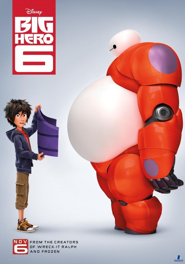 Another Big Hero 6 Poster Revealed