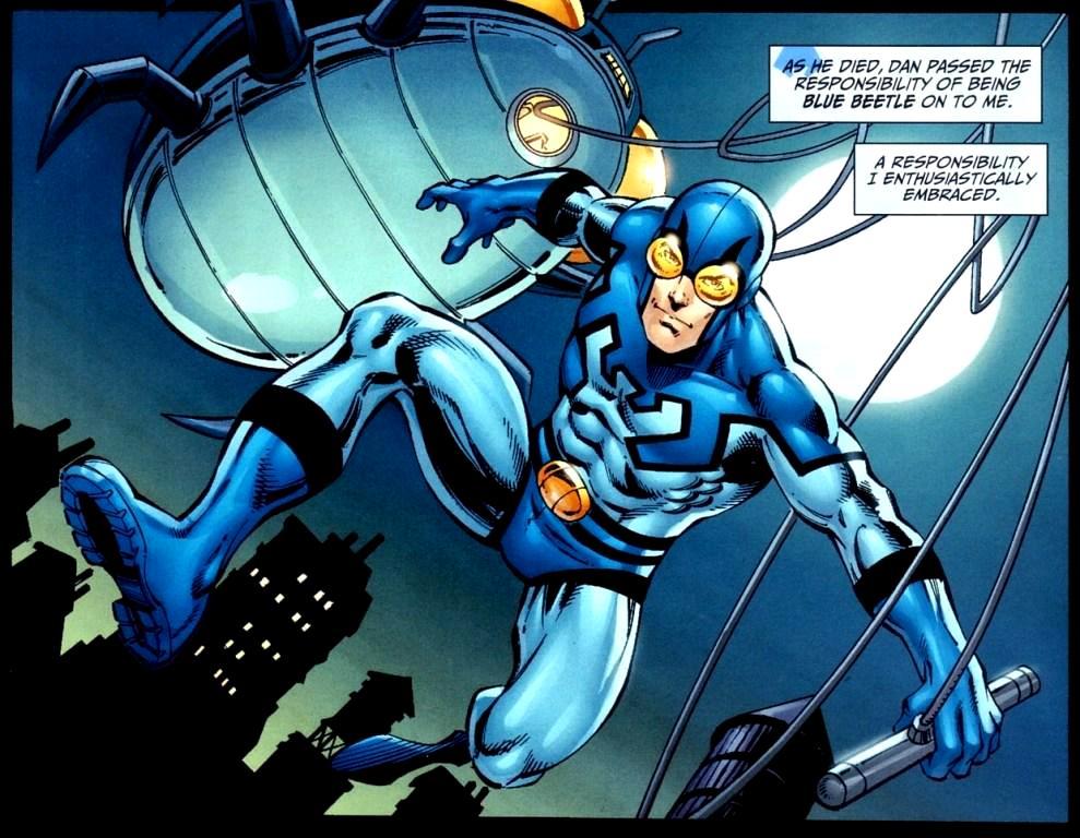 Blue Beetle Ted Kord 0005
