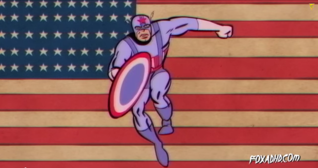 captain america theme song adhd