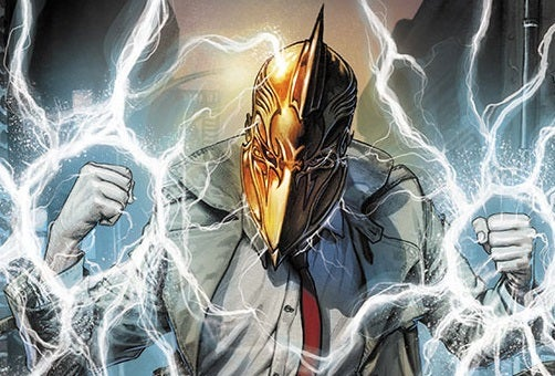 Geoff Johns: DC Is Open to Doctor Fate TV Series