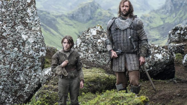 Game of Thrones Season 4 Finale The Children