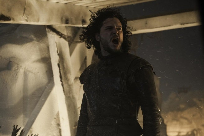 Game Of Thrones: Kit Harington And Rose Leslie Talk Jon And Ygritte's Reunion.