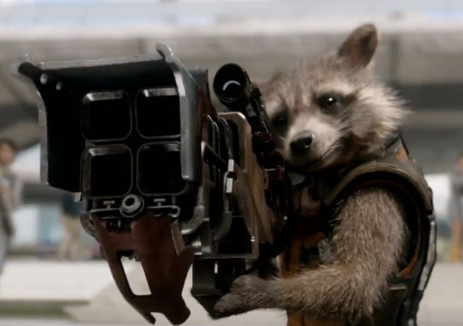Guardians Of The Galaxy Character Promo Spot Reveals New Footage