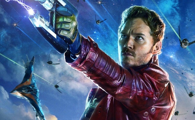 guardians of the galaxy star-lord top
