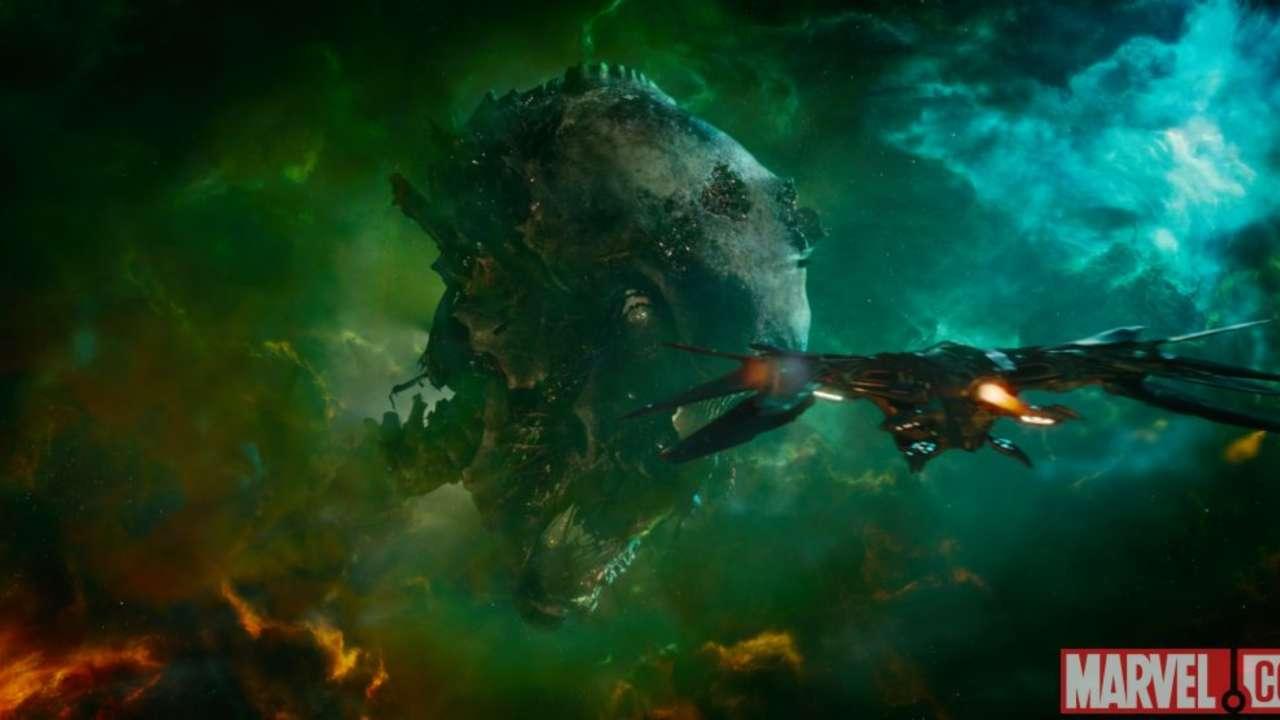 Lugar Nenhum (Celestial Morto) - Guardiões da Galáxia