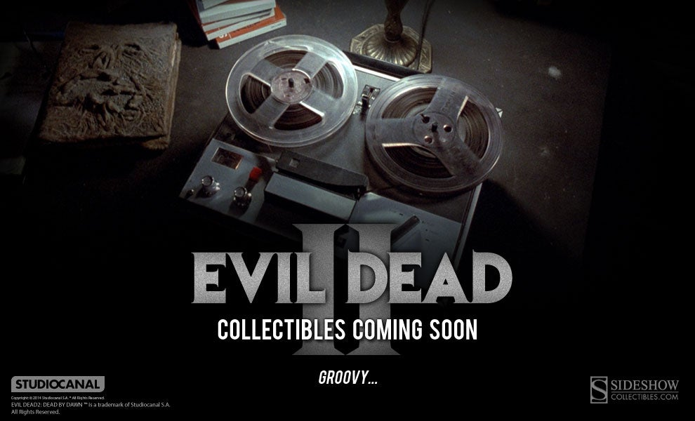 preview evildead2-taperecorder