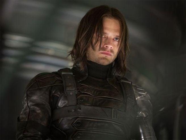 Sebastian Stan Captain America