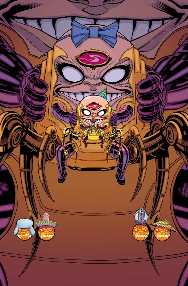 Full Marvel Comics September 2014 Solicitations: The March