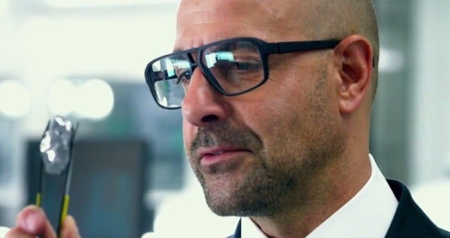 stanley tucci transformers