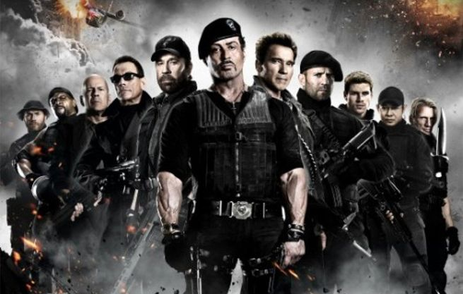 The Expendables 3 Full Trailer Released Online
