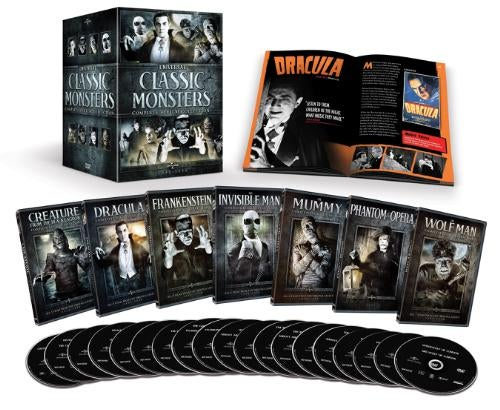 universal monsters movie collection