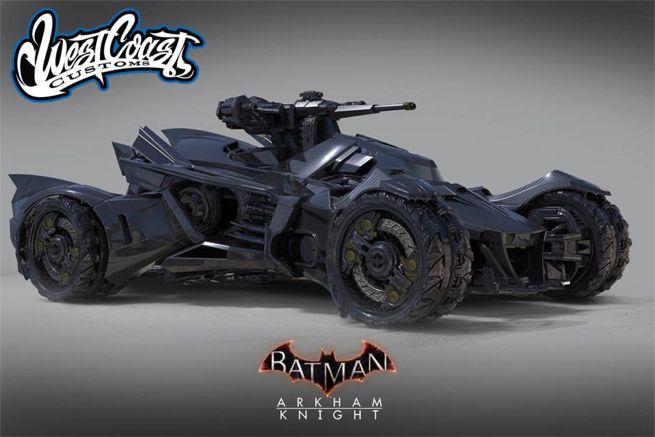 West Coast Customs Batmobile