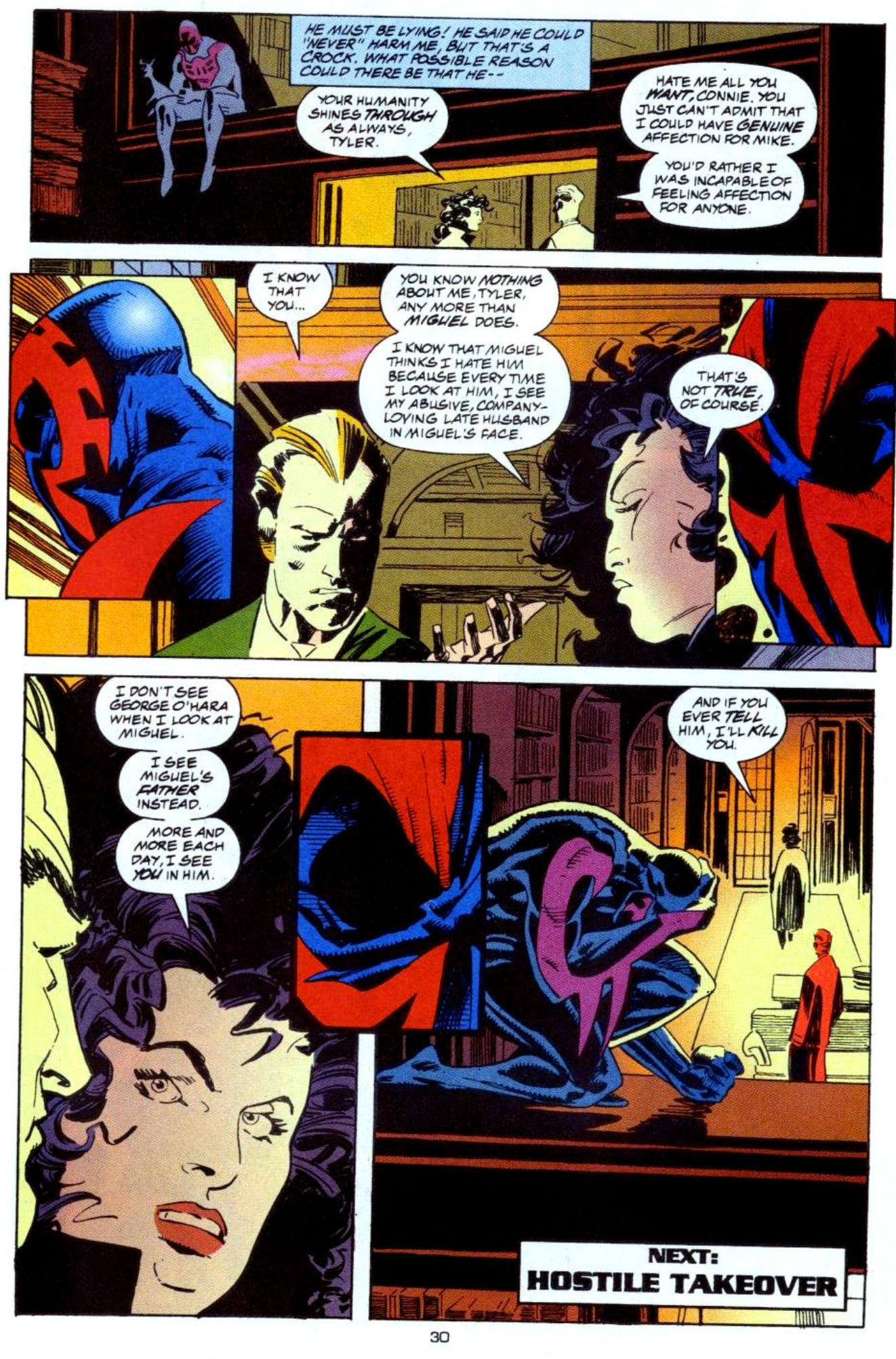 Party Like It's 2099 - 10 Great Moments From the Original Spider-Man