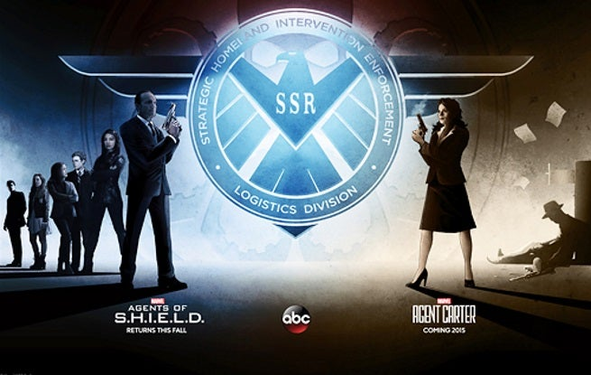 Agents of shield agent carter comic-con panel