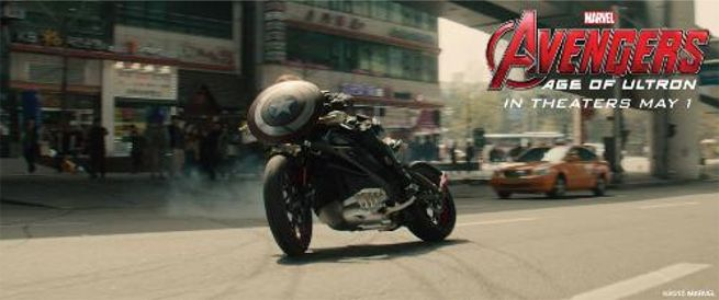 Avengers Age Of Ultron Project Livewire