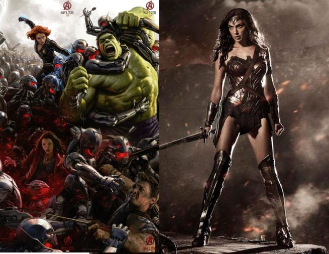 Batman V. Superman Beats Avengers: Age Of Ultron In Online Buzz