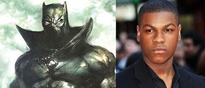 Black Panther John Boyega
