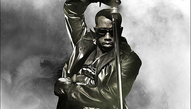 Wesley Snipes Says There's A Strong Possibility Of Blade Returning