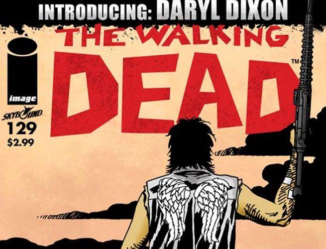 Daryl Dixon In The Walking Dead Comic