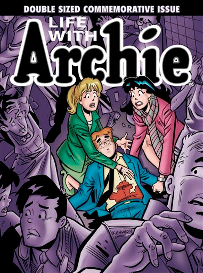 death of archie