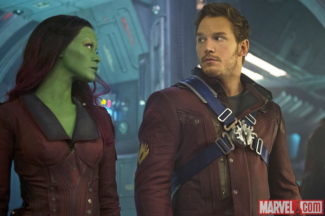Guardians Of The Galaxy Featurettes: Star-Lord, Gamora, And Drax